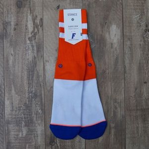 Stance Gators University of Florida Crew Socks